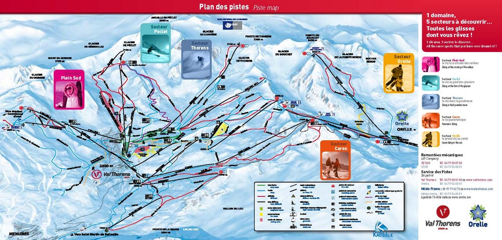 Val Thorens Ski Chalets in France with Interactive Resorts