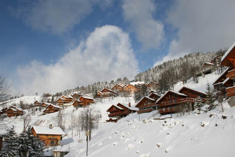 Resort Meribel