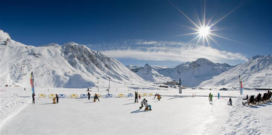 Resort Tignes