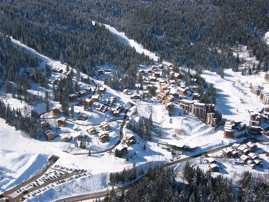 Resort La Tania