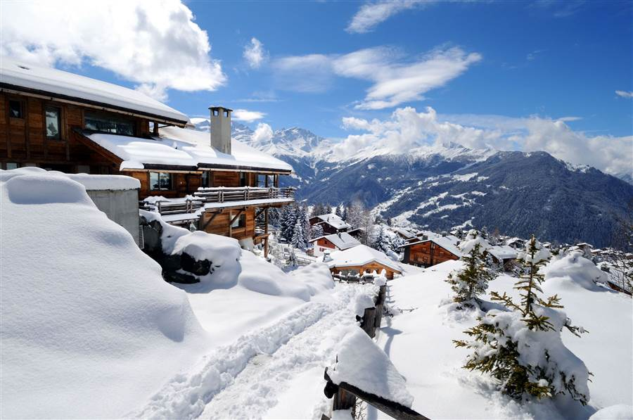Resort Verbier