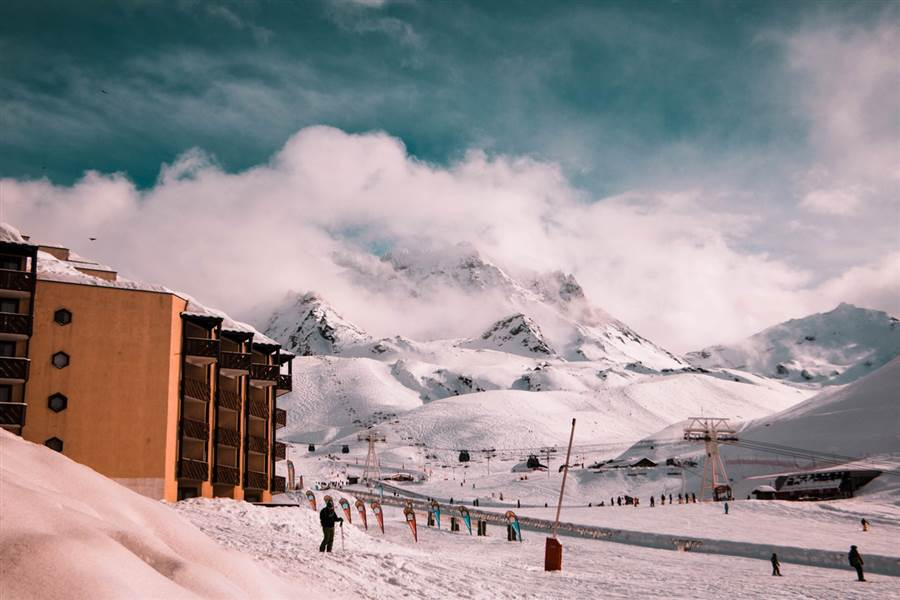 Resort Val Thorens