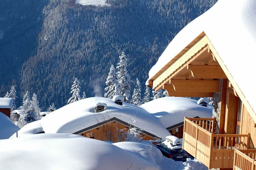 Resort La Rosiere