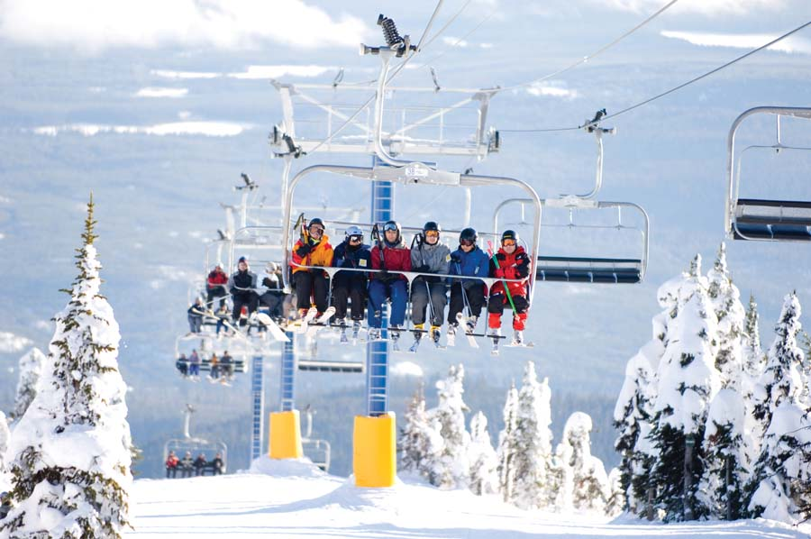 Resort Big White
