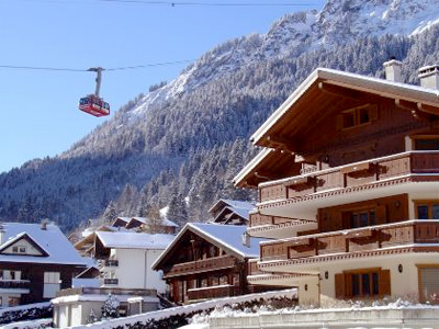 Resort Champery