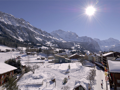 Resort Wengen