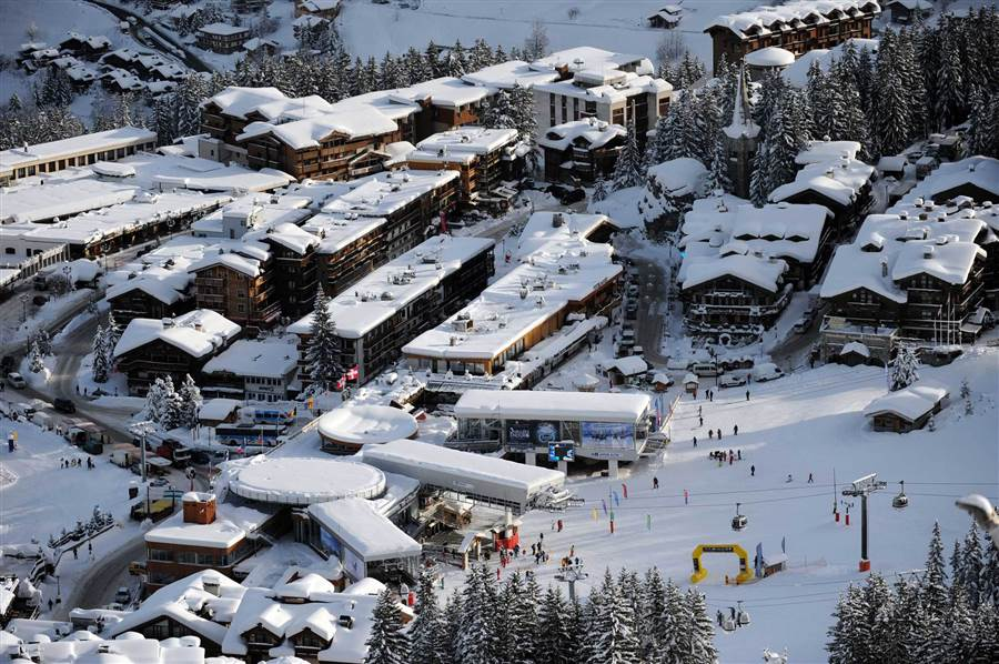 Resort Courchevel
