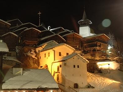 Resort Grimentz